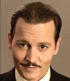 Johnny Depp in Murder on the Orient Express (2017)