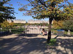 15 redenen om Parijs te bezoeken in de herfst