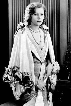 Greta Garbo in Love.