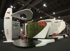 USG : Stands Expo Cihac 2008-2013