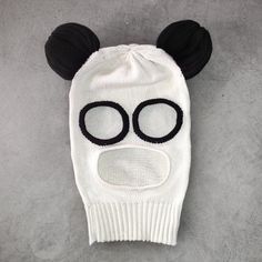 PANDITO BALACLAVA Panda Mask for Men and Women by BlamoToys