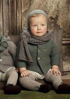 Conjunto de Nícoli de su colección Otoño-Invierno 2014-2015 modaparalospeques.com. Blog de moda infantil by brittney