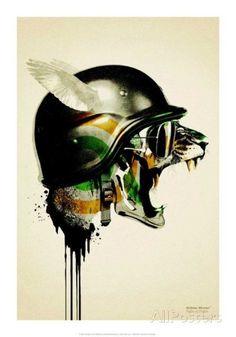 Fight or Flight - Affischer av Hidden Moves på AllPosters.se