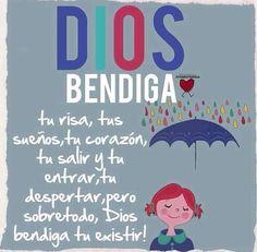 〽️ DIOS bendiga tu existir !