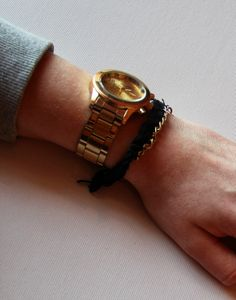 DIY bransoletka z łańcuszkiem ! :)) Wystarzy kliknąć w zdjęcie ! :))