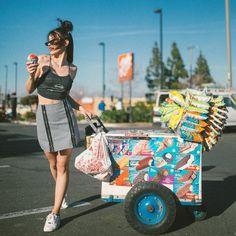 Ice cream for sale 🍦@thedudacastro