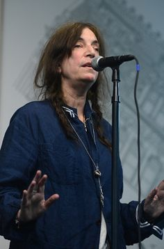 "Patti Smith Looks Ahead to New Projects After ""Banga"" - Rollingstone,com"