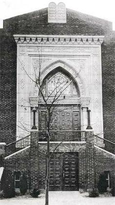 CAMDEN NJ - Congregation Beth El aka St Bartholomew  aka Boys and Girls Club, Now that's how you re-purpose a building!