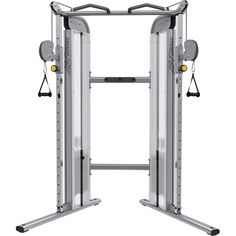 Buy a Remanufactured Life Fitness OSDAP Optima Dual Adjustable Pulley for over off retail at Fitness Superstore.The Optima Series offers durable, space-saving equipment that is a comfortable, intuitive and affordable choice for any gym -- large or small. Strength Training Equipment, No Equipment Workout, Fitness Equipment, Personal Training Programs, Multi Gym, Rear Delt, Suspension Training, Used Equipment, Pull Up Bar