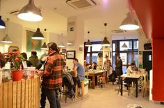 More than just a hostel, Ostello Bello is a great place where to meet locals over a gourmet burger or during a concert