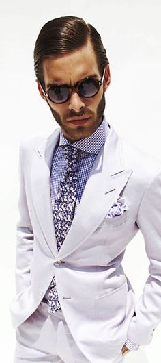 Tom Ford | Men's Fashion | Menswear | Men's Outfit Idea for Summer Weddings | Moda Masculina | Shop at designerclothingfans.com
