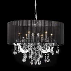 Monet Lights & Reflections C8880D 6 Light Modern Elegance Chandelier at ATG Stores