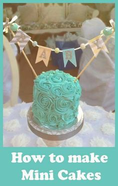 Mini Cakes | Little Delights Cakes