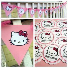 hello kitty party decoration ideas - Buscar con Google