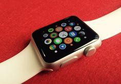 Déballage de l'Apple Watch