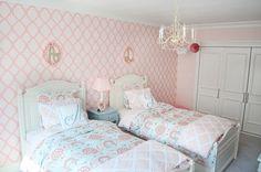 decoração de quarto de 2 meninas - Pesquisa Google