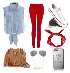 """Forth of july outfit"" by jorgepaty on Polyvore"