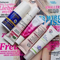 Fünf Augencremes im Test seht ihr heute auf meinem Blog! :-) http://www.marie-theres-schindler.de/fuenf-augencremes-im-test/