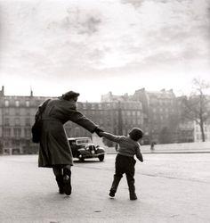 Paris   1950 Louis Stettner