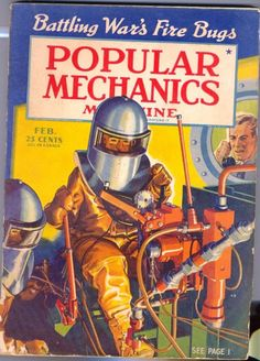 18 Best Vintage Popular Mechanics Images On Pinterest Popular