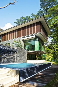 A Retreat for Body, Mind and Soul- 21 Jervois Hill Zen-Inspired Residence, Singapore - http://www.interiordesign2014.com/home-design-ideas/a-retreat-for-body-mind-and-soul-21-jervois-hill-zen-inspired-residence-singapore/