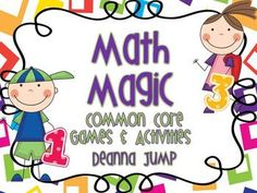 This is a fun set of games and activities that correlate with the Counting and Cardinality and Operations and Algebraic Thinking strands of the Com...