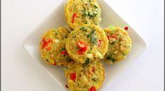 quinoa veggie muffins 4