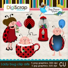 Lady bugs Lady Bugs, Snoopy, Clip Art, Kids Rugs, Graphics, Fictional Characters, Decor, Decorating, Kid Friendly Rugs