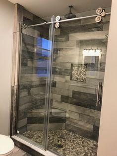 Small Shower Remodel Layout and Tub To Shower Remodel Diy. Rustic Bathroom Designs, Rustic Bathrooms, Bathroom Interior Design, Bathroom Styling, Bathroom Storage, Bathroom Renos, Bathroom Renovations, Small Bathroom, Bathroom Ideas