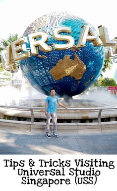 Buying tickets online from the official site is an option. But to be cheaper, you can also try to Tips & Tricks Visiting Universal Studios Singapore (USS)