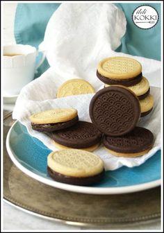 ildi KOKKI : Pilóta keksz házilag (keksznyomdával)