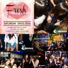 "Soul Krush present you ""FRESH"" Ladies Night 09/03 SAT Origin San Francisco - Ladies all night free entry w/ signup or $120 Champagne tables group of 4+ ladies - #soulkrush #originsf #sanfrancisco #sf #korean #asian #nightlife #night #hiphop #edm #music #party #clubbing #sip #drink #dance #ktown #소크 #파티 #클럽 #일랙 #힙합 #음악 #한인 #미주 #샌프란"
