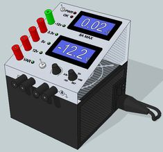 Variable Power Bench Supply