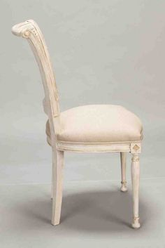 Antique White Dining Chairs - Home Furniture Design