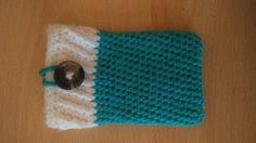 Crochet phone sock https://www.facebook.com/crochetbyalice