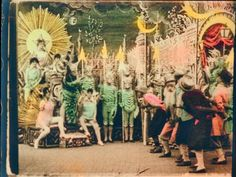 A Trip to the Moon (1902) restored