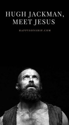 Hugh Jackman and his new movie on the life of the Apostle Paul.