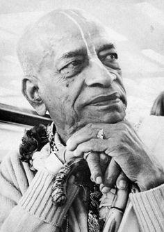 A.C. Bhaktivedanta Swami Prabhupada, His Devine Grace <3 <3 Haribol and love to praise Lord Srila