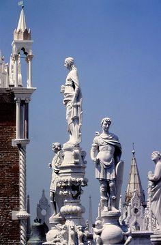 Palazzo Ducale -,Venice, province of Venezia , Veneto region Italy dal tetto questo si vede!*silva*
