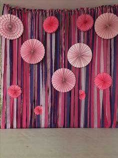Birthday Balloon Decorations, Girl Baby Shower Decorations, Diwali Decorations, Festival Decorations, Birthday Balloons, Birthday Party Decorations, Baby 1st Birthday, Diy Birthday, Janmashtami Decoration