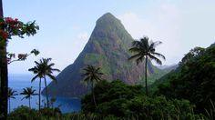 Dang, St. Lucia. –QM