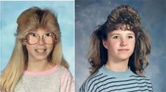 Hilarious Kid Haircuts Will Make You Cringe 89 Hilarious Childhood Hairstyles From the and 90s Hairstyles, Straight Hairstyles, Wedding Hairstyles, Kid Haircuts, Haircut Funny, 1980s Hair, Bad Kids, Trends, Urban