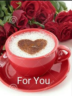 99846923 Cup of love Good Morning Images, Happy Weekend Images, Good Morning For Him, Funny Good Morning Quotes, Good Morning Flowers, Good Morning Coffee, Coffee Time, Evening Greetings, Good Morning Greetings