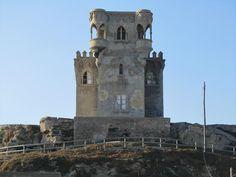 55. #VeranoenAndaluciaEs Castillo de Santa Catalina, en Tarifa, by @SilSCS