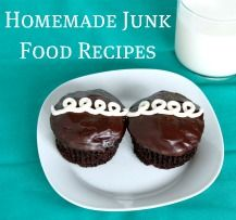 Homemade Junk Food Recipies