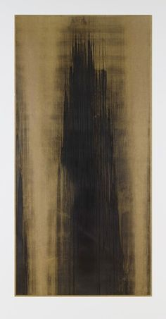 2009 From the Cento series Oil on oil paper | 205 x 100 cm