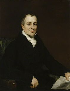David Ricardo - a British political economist and one of the most influential of the classical economists, along with Thomas Malthus, Adam Smith, and John Stuart Mill. His theory of comparative advantage, which suggests that a nation should concentrate solely on those industries in which it is most internationally competitive, trading with other countries to obtain products which are not produced nationally.