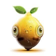 Lemon animation