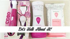 Let's Talk About It! Feminine Hygiene Products #mimigstyle #hygiene