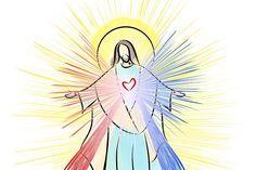 Revelaciones de Jesús para rezar la Coronilla de la Misericordia a Faustina Kowalska. Fiesta de la Divina Misericordia